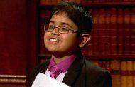 பிரிட்டன்: 12 வயது இந்திய வம்சாவளி சிறுவனுக்கு 'சிறார் மேதை' விருது