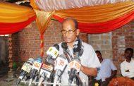 கிழக்கு மாகாணத்தில் முதலமைச்சராக முஸ்லீமை நியமித்தது கூட்டமைப்பு இல்லை சொல்கிறார்!!!