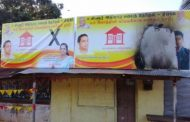தமிழ் தேசிய கூட்டமைப்பின் அலுவலகத்தின் மீது தாக்குதல்!!