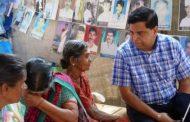 கனேடிய பாராளுமன்ற உறுப்பினர் காணாமல் ஆக்கப்பட்ட உறவுகளுடன் கலந்துரையாடல்!!