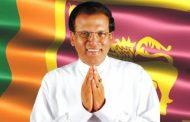 மைத்திரிபால சிறிசேனவின் ரம்லான் வாழ்த்துத்துச் செய்தி