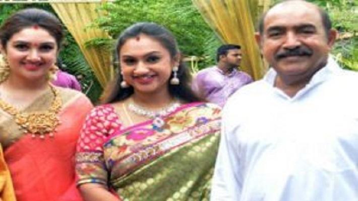 மகள் வனிதா மீது நடிகர் விஜயகுமார் போலீசில் புகார்