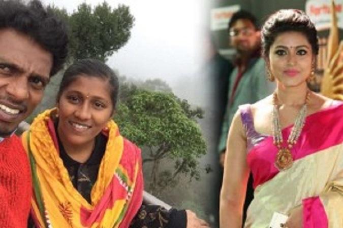 நடிகை சினேகா தமிழ் நடிகரின் மனைவிக்கு கொடுத்த இன்ப அதிர்ச்சி!