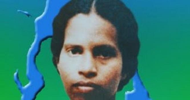 தமிழீழ போராட்டத்தில் முதல் பெண் தளபதி மேஜர் சோதியா.