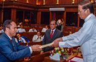நாடாளுமன்ற உறுப்பினர் பதவியிலிருந்து புதிய கிழக்கு மாகாண ஆளுநர் எம்.எல்.ஏ.எம்.ஹிஸ்புல்லா விலகியுள்ளார்...!!!