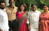 பிரபல சினிமா நடிகர் சரத்குமாரை கலாய்த்தவரை விளாசிய மகள்..!!!