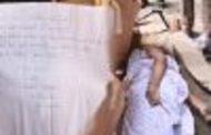 பெண்ணொருவர் ரயிலில் மோதி தற்கொலை செய்து கொண்டுள்ளார்...!!காரணம் என்ன ?