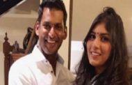 காதலியுடன் நெருக்கமாக இருக்கும் விஷால்..!!!