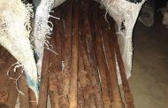 வவுனியாவில் மீட்கப்பட்ட ஆயுதங்கள் யுத்தத்தின் இறுதியில் தப்பித்த புலிகளினுடையதா?