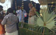 தாகசாந்தி நிலையத்தில் விக்னேஸ்வரன் நீராகாரம் வழங்கினார்!
