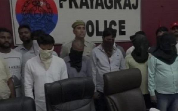உத்தரபிரதேசத்தில்  ஐ.பி.எல். கிரிக்கெட் சூதாட்டம் – 9 பேர் கைது!