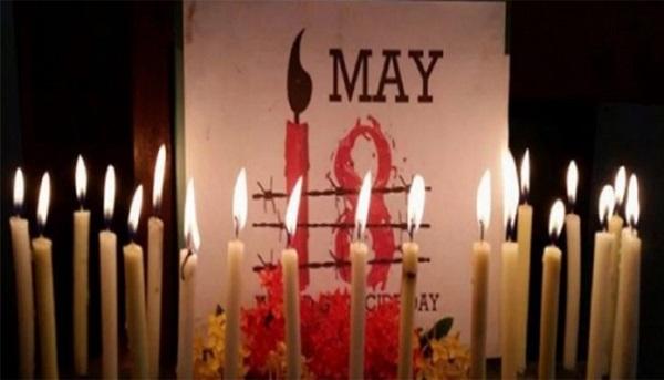 மே 18: முள்ளிவாய்க்கால் நினைவு நாள்
