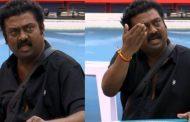 பிக்பாஸ் வீட்டில் போட்டியாளர்களின் மீது ஆத்திரமடைந்த சித்தப்பு சரவணன்..!!