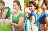 பிரபல கவர்ச்சி நடிகை ரம்யா பாண்டியன் வெளியிட்ட அதிரடி அறிவிப்பு..!!