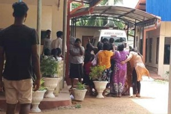 வவுனியாவில் பரிதாபமாக உயிரிழந்த சிறுவன்..!!