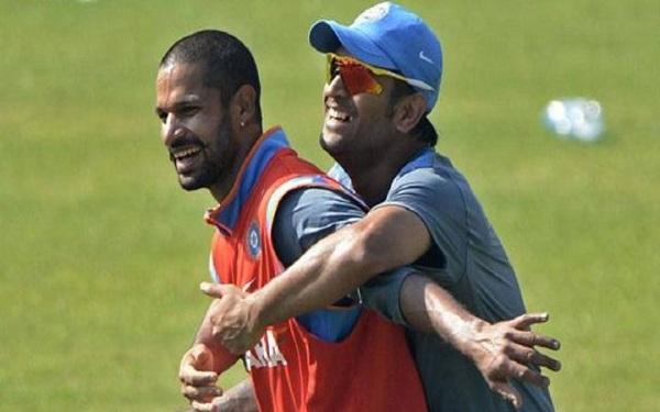 இந்திய அணியின் ஒவ்வொரு வீரரின் திறனையும் மேம்படுத்துவதில்  டோனியை விட சிறந்தவர்கள் யாரும் இல்லை..!!! தவான்