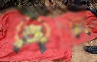 முள்ளிவாய்க்கால் கிழக்கு பகுதியில் புதைக்கப்பட்டிருந்த தமிழீழ விடுதலைப் புலிகளின் பொருள்கள்!