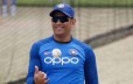 இந்திய அணிக்காக மீண்டும் வரும் தல டோனி...!!!