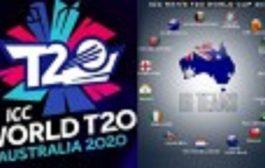 2020 ஐசிசி டி-20 உலகக் கோப்பைக்கு தெரிவான நாடுகளின் பட்டியல்