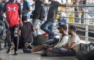 வெளிநாட்டில் இருந்து நாடுகடத்தப்பட்ட 150 இந்தியர்கள்..!!