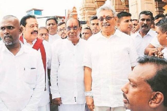 கோத்தாபய ராஜபக்ஸ பெற்ற வாக்குகள்