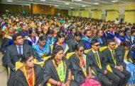 யாழ்ப்பாண பல்கலைக் கழக 34 வது பொதுப் பட்டமளிப்பு விழா..!!