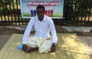 கூட்டமைப்பை பதிவு செய்யக்கோரி மன்னாரில் உண்ணாவிரதப்போராட்டம்..!!