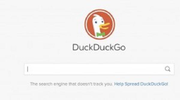 DuckDuckGo  தேடல்பொறியில் பயனர்களை பாதுகாக்கும் வசதி..!!