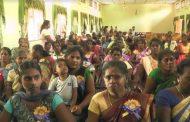 மட்டு மாவட்டஅருவி பெண்கள் அமைப்பின் மகளிர் தின நிகழ்வு