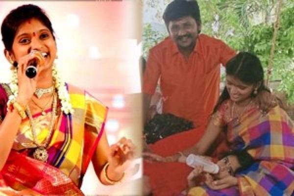 சூப்பர் சிங்கர் செந்தில் மனைவியுடன் வெளியிட்ட புகைப்படம்..!!