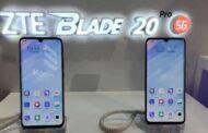 புதிய 5G ஸ்மார்ட் கைப்பேசி ZTE Blade 20 Pro..!!