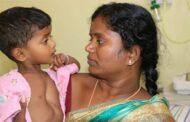 இதயநோயால் பாதிக்கப்பட்டுள்ள 2 வயது குழந்தை பிருந்தா உயிர் பிழைக்க உதவுங்கள்..!!