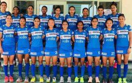 டோக்கியோ ஒலிம்பிக் போட்டிக்கான இந்திய பெண்கள் ஆக்கி அணி அறிவிப்பு