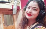 கொரோனா பாதித்த இளம்பாடகி திடீர் மரணம்..!!