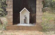 ஒரே இரவில் அந்தோனியாராகமாறிய பிள்ளையார்.....