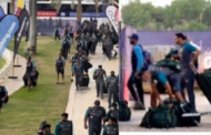 பல வருட காத்திருப்பு! பாகிஸ்தான் வீரர்களுடன் ஒன்றாக நடந்து வந்த இந்திய வீரர்கள்