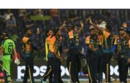 உலகக்கோப்பை Super 12-க்கு தகுதி பெற்ற இலங்கை...!